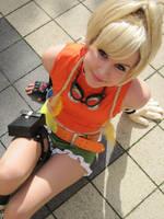 Rikku Cosplay by A-Teen