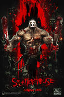 SPLATTERHOUSE NYCON poster by Dave-Wilkins