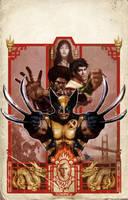 Wolverine Manifest Destiny 03 by Dave-Wilkins