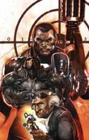 Punisher War Journal by Dave-Wilkins