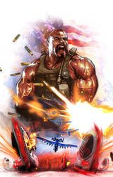 Gi Joe 10 by Dave-Wilkins