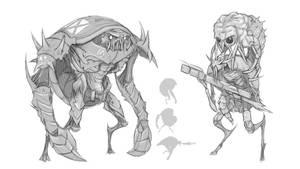 Aliens by mattbag