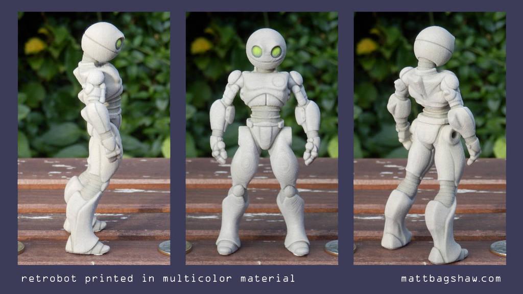 Retrobot by mattbag