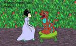 Why princesses kiss frogs by shan-engetsu