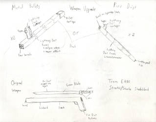 Starla/Stratos Shadeblend's Weapon by AngelicDemonSlayer