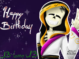 Happy Birthday - Lenne by Orez-Suke