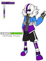 [Fan Made] Underchaser Character archives by Orez-Suke