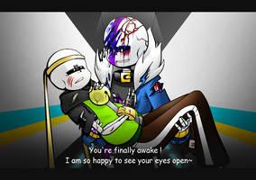 Fake Screenshot - You're save now by Orez-Suke