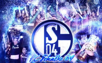Schalke 04 by En-Taiho