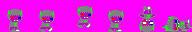 Super Mario War: Sollux Captor Skin by Skapokon