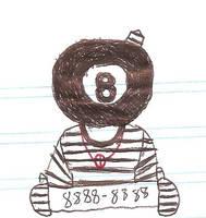 The Gr8test Criminal by Skapokon
