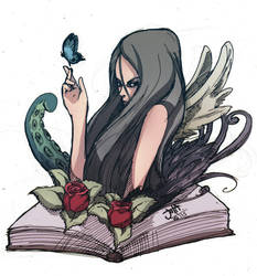 Libros by jotailustrador