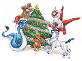 Holiday PokeSwap by Bafa