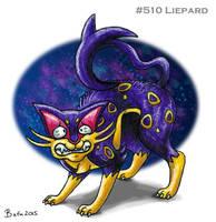 #510 Liepard by Bafa