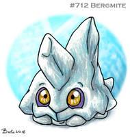 #712 Bergmite by Bafa