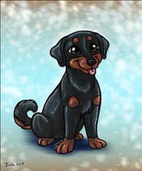 Hypno the Good Puppy by Bafa
