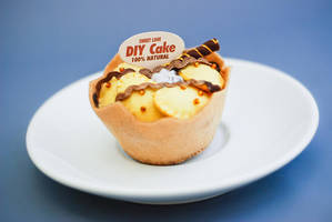 Wafer Cupcake by Highwaystarr