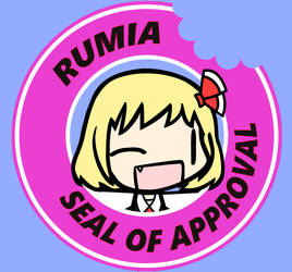 Rumia Seal v2 by LostRey