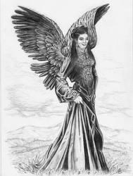 Angelus Corael by VforVieslav