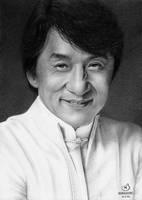 Jackie Chan II by VforVieslav
