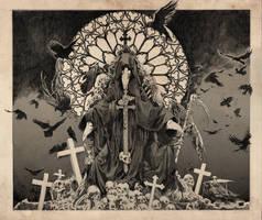 Black Death by lephuongmai
