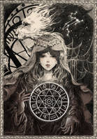 Zodiac: Leo by lephuongmai