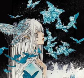 Butterfly Lovers by lephuongmai