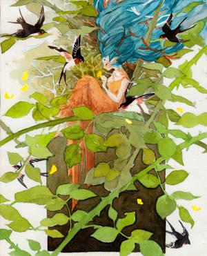 Thornbird by lephuongmai