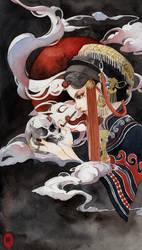 Witch by lephuongmai