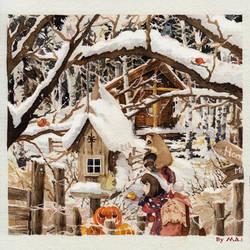 Snow by lephuongmai