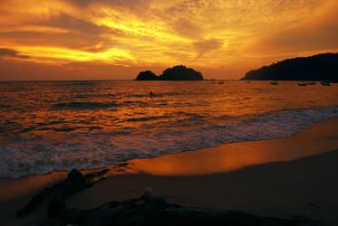 pangkor sunset1 by zam2mee