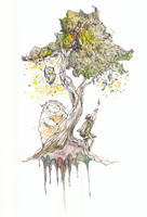 Tree of Gem by amyhattori