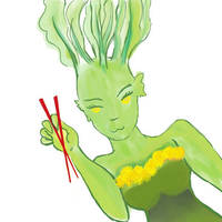 Bok Choy Color by ChovexaniArt