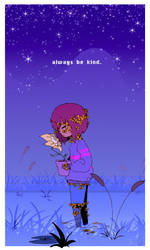 always be kind by Nika-Tachikawa