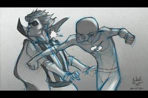 Flash- Dec. 23rd by AdamMasterman