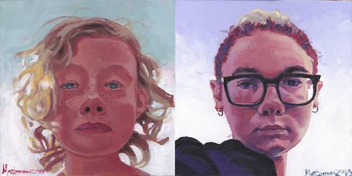 My Girls by AdamMasterman