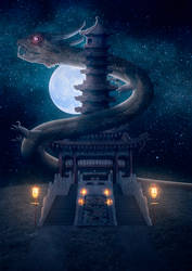 Temple by mLiink