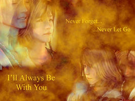 Yuna and Tidus: Always by DestinyDivine
