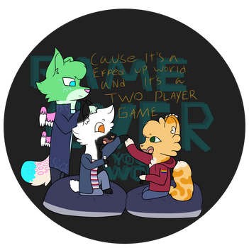 Cosplaying Dweebs by Oak-Storm