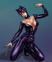 Catwoman by Salamandra88