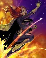 Batgirl by Salamandra88