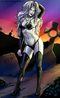 Lady Death by Salamandra88