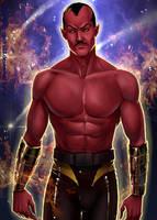 Thaal Sinestro by Salamandra88