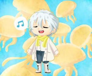 Jellyfish Song by OniInu