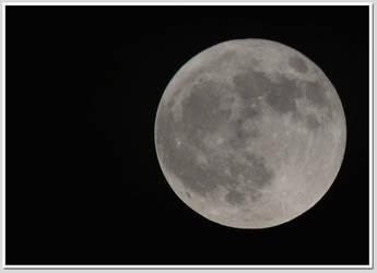 Harvest moon 09/16/2016 by Skip1967