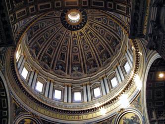 Cupola di San Pietro by Nataly1st
