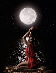 Moon's magic by Nataly1st
