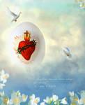 Sacro cuore di Jesu by Nataly1st