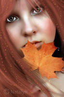 Autumn Queen by Nataly1st