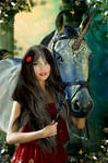 My Unicorne by Nataly1st